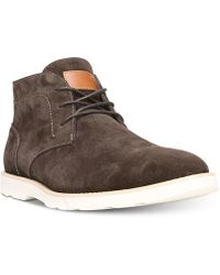 Dr. Scholls - Freewill Leather Chukka Boots - Lyst