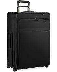 Briggs & Riley - Baseline 2-wheel Large Expandable Upright Suitcase - Lyst