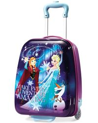 """Disney - Frozen 18"""" Hardside Rolling Suitcase By American Tourister - Lyst"""