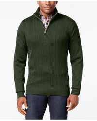 Tricots St Raphael - Men's Variegated Rib-knit Sweater - Lyst