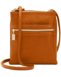 Style & Co. - Organizer Crossbody, Only At Macy's - Lyst