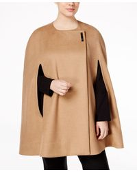 Alfani - Plus Size Cape, Only At Macy's - Lyst