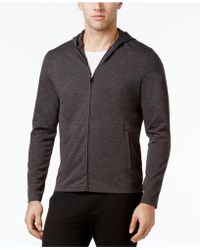 Alfani - Men's Knit Essentials Stretch Travel Hoodie - Lyst