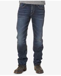 Silver Jeans Co. | Men's Grayson Easy-fit Dark-wash Jeans | Lyst