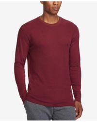 Polo Ralph Lauren - Men's Lightweight Waffle-knit Pajama Shirt - Lyst