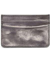 Patricia Nash - Men's Leather Roma Slim Card Case - Lyst