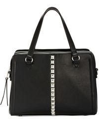 INC International Concepts - I.n.c. Faany Pyramid-studded Satchel, Created For Macy's - Lyst