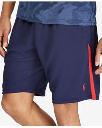 """Polo Ralph Lauren - Thermovent Athletic 9-1/2"""" Shorts - Lyst"""