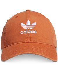 ec2a59cb0c1 Lyst - Adidas Adi Originals Heritage Snapback Cap in Black for Men