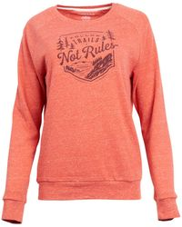 United By Blue - Tough As Trails Crew Long-sleeve Pullover From Eastern Mountain Sports - Lyst