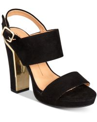 Report - Ladia Dress Sandals - Lyst