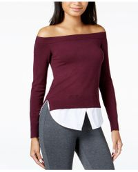Maison Jules | Off-the-shoulder Sweater | Lyst