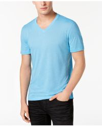 INC International Concepts - V-neck T-shirt, Created For Macy's - Lyst