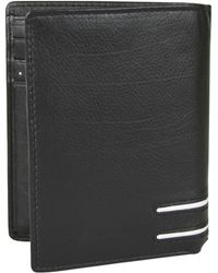 Buxton - Luciano Rfid Deluxe Two-fold - Lyst