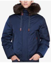 Andrew Marc - Men's Alpine Bomber Jacket - Lyst