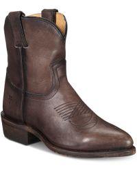 Frye - Billy Short Boots - Lyst