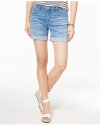 Tommy Hilfiger - Cuffed Shorts, Created For Macy's - Lyst