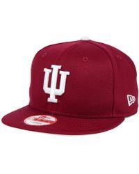 best website c00f8 9c055 47 Brand Indiana Hoosiers Vintage Griffin Cap in Blue for Men - Lyst