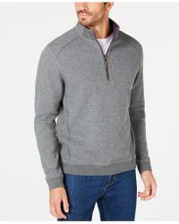 Tommy Bahama - Reversible Flip-side Classic Sweatshirt, Created For Macy's - Lyst