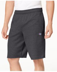 Champion - Fleece Shorts - Lyst