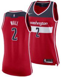 Nike - John Wall Washington Wizards Swingman Jersey - Lyst