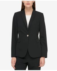 Tommy Hilfiger - One-button Blazer - Lyst