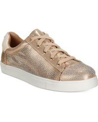 Material Girl - Elanie Lace-up Sneakers - Lyst