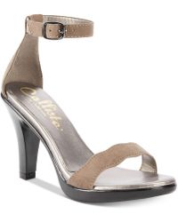 Callisto - Les Dress Sandals - Lyst