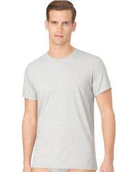 Calvin Klein - Men's Classic Crew-neck T-shirt 3-pack - Lyst