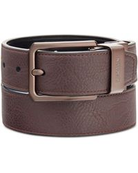 Kenneth Cole Reaction - Stretch Reversible Belt - Lyst