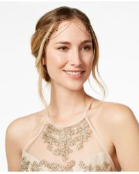 INC International Concepts - I.n.c. Gold-tone Mixed Metal Slider Headpiece, Created For Macy's - Lyst