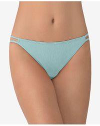 Vanity Fair - Illumination String Bikini 18108 - Lyst