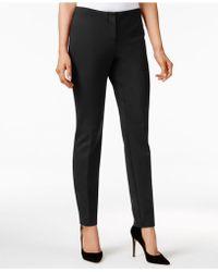 Alfani - Petite Solid Skinny Ankle Pants - Lyst