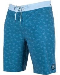 Rip Curl - Mirage Printed Board Shorts - Lyst