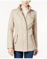 Charter Club | Quilted Utility Jacket | Lyst