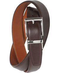 Polo Ralph Lauren - Belt, Saddle Leather - Lyst