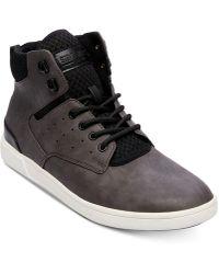 42d2ffe6217 Men s Steve Madden High-top sneakers Online Sale