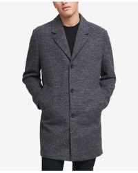 DKNY - Tailored Topcoat, Created For Macy's - Lyst