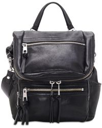 Vince Camuto - Patch Medium Backpack - Lyst