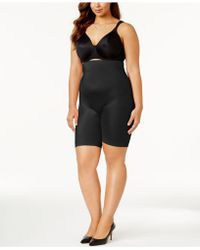Spanx | Plus-size High-waisted Shaper 394p | Lyst
