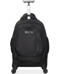"""Kenneth Cole Reaction - Double Compartment Wheeled 17"""" Computer Backpack - Lyst"""