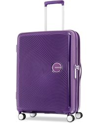 """American Tourister - Curio 20"""" Carry-on Spinner Suitcase - Lyst"""