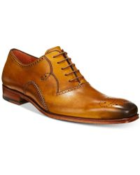 Mezlan - Munster Balmoral Lace-up Oxfords, Created For Macy's - Lyst