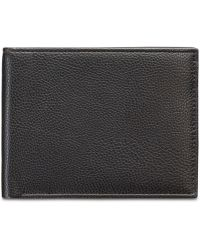 Perry Ellis - Pebble Leather Passcase - Lyst