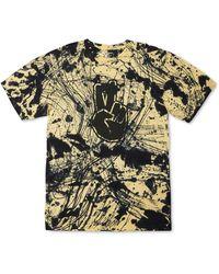 Neff Batik-dyed Logo Graphic T-shirt - Multicolour