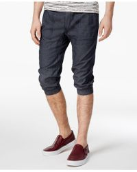 American Rag | Men's Cropped Joggers | Lyst
