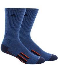 adidas Originals - Men's 2-pk. Climalite® X Ii Crew Socks - Lyst