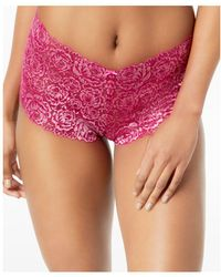 INC International Concepts - I.n.c. Lace Boyshort, Created For Macy's - Lyst