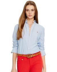Polo Ralph Lauren | Long-sleeve Oxford Shirt | Lyst