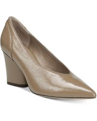 Donald J Pliner - Donald J Pliner Glenn Pointed-toe Court Shoes - Lyst